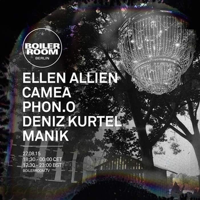 MANIK Boiler Room Berlin DJ Set cover