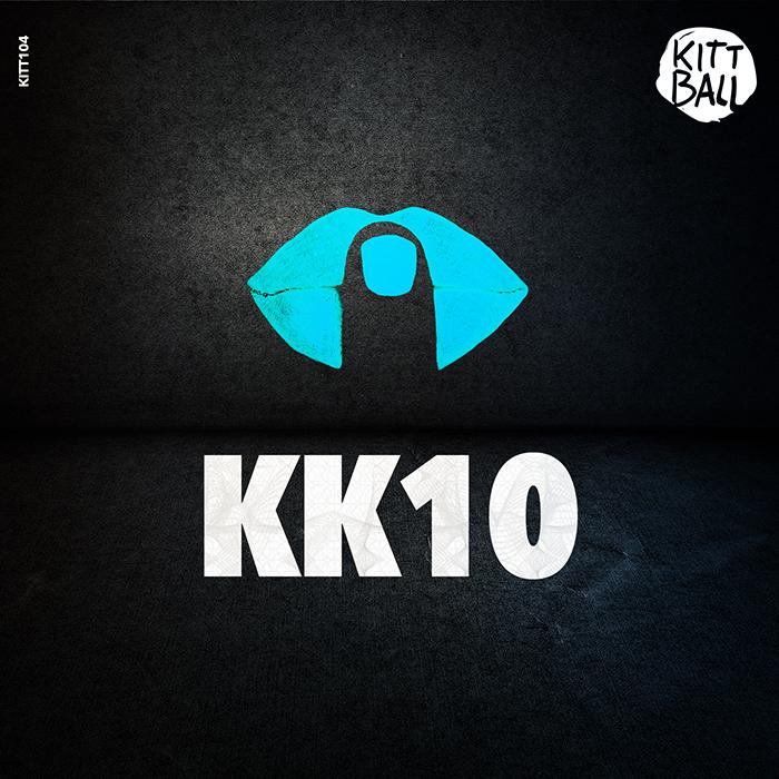 Various Artists - Kittball Konspiracy Vol. 10 cover