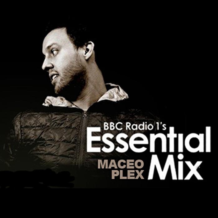 Maceo Plex – Essential Mix 2015 cover