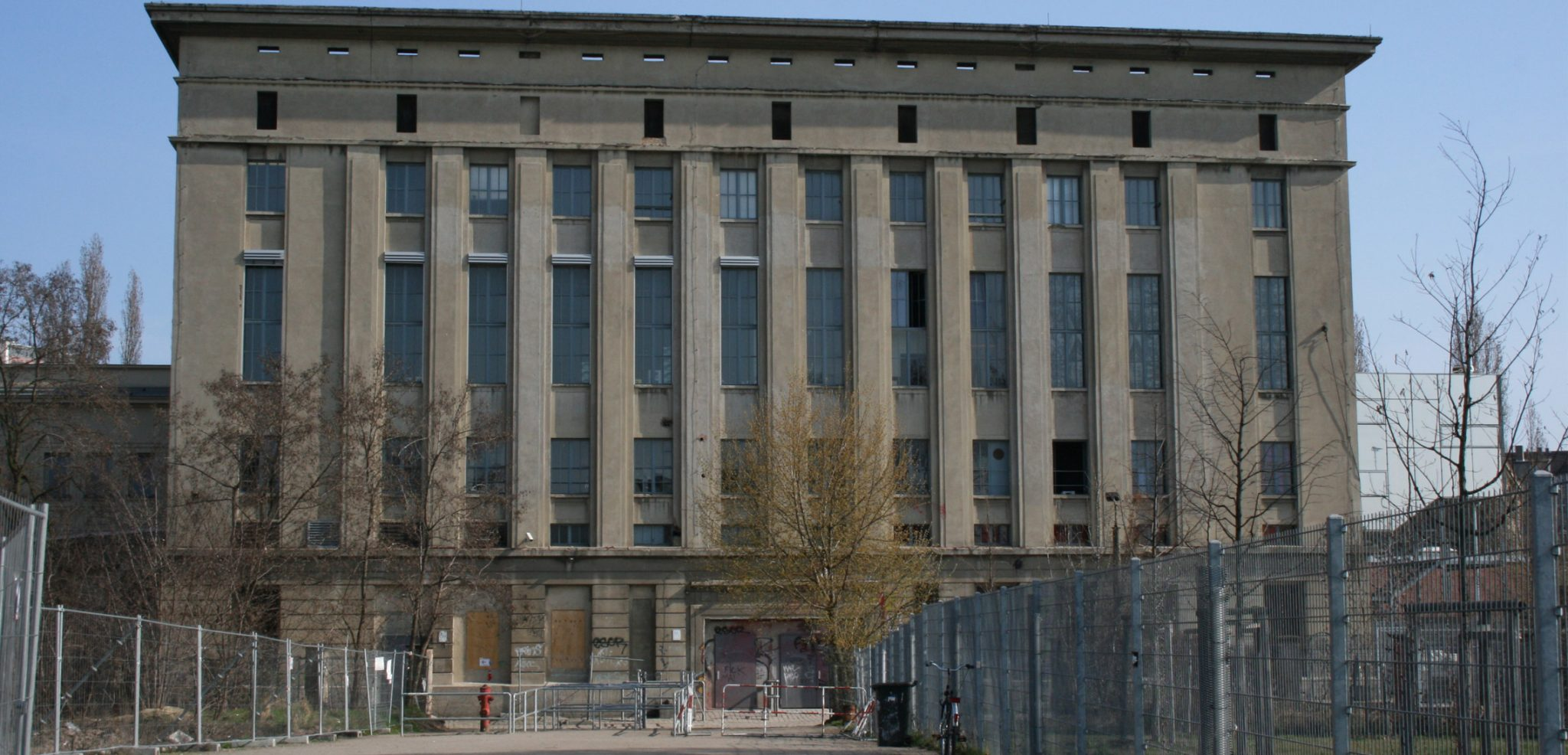 Berghain's huge 2015 NYE celebration line up.