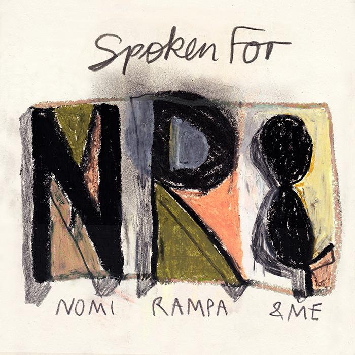 NR& - Spoken For EP cover
