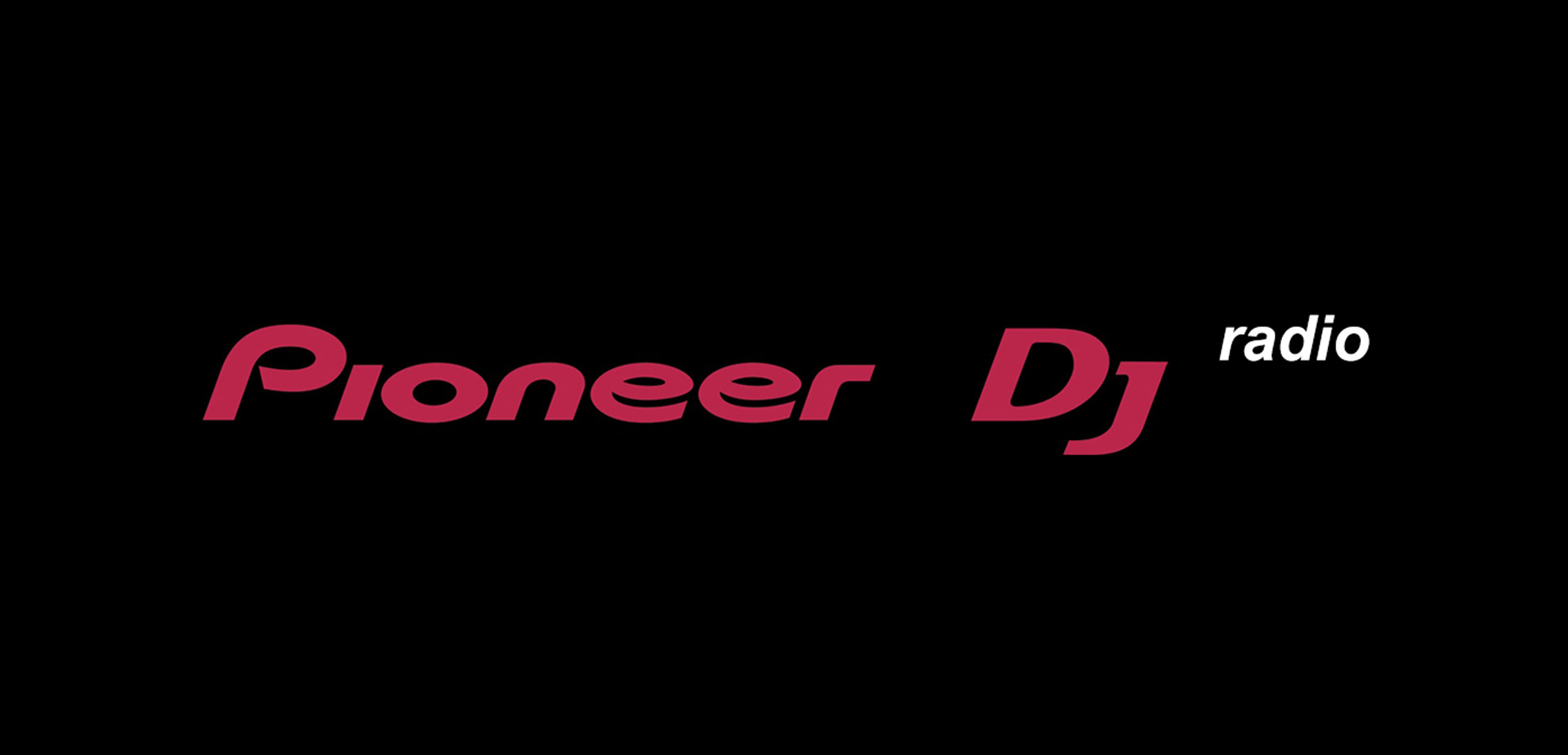 PIONEER DJ RADIO ANNOUNCES BRAND NEW NAMES AND SHOWS FOR 2016