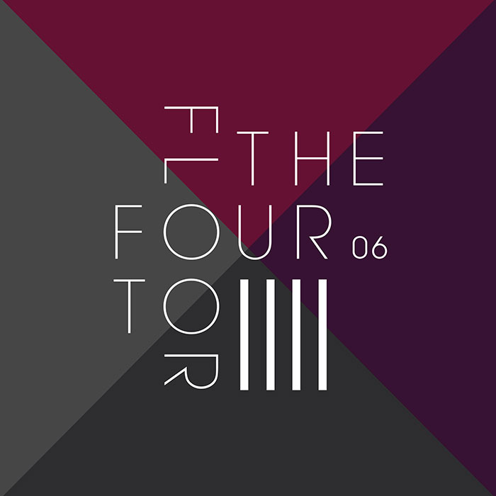 Various Artists - Four To The Floor 06 cover
