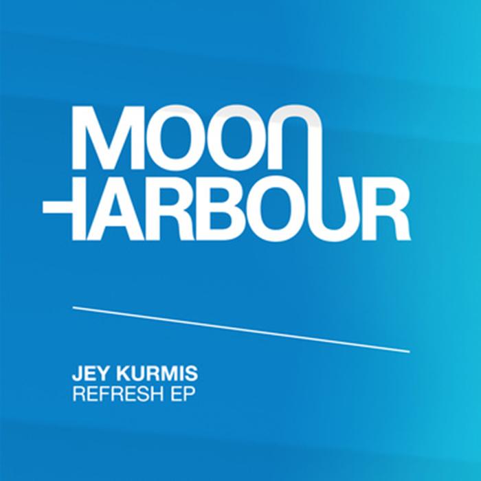 Jey Kurmis - Refresh EP cover