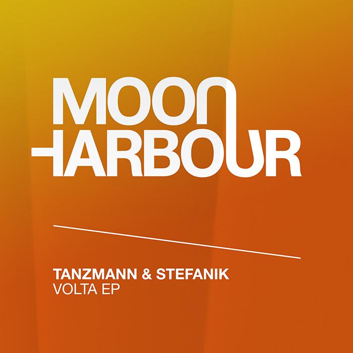 Matthias Tanzmann & Stefanik - Volta EP cover