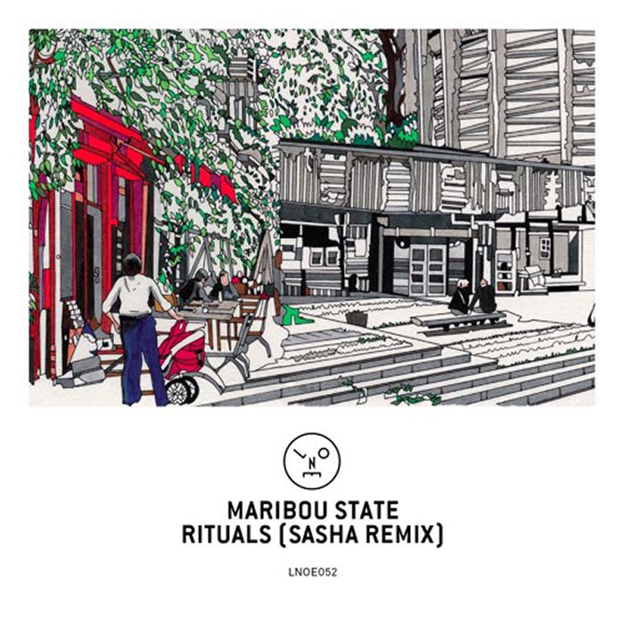 Maribou State - Rituals (Sasha Remixes) cover