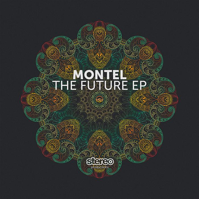 Montel - The Future EP cover