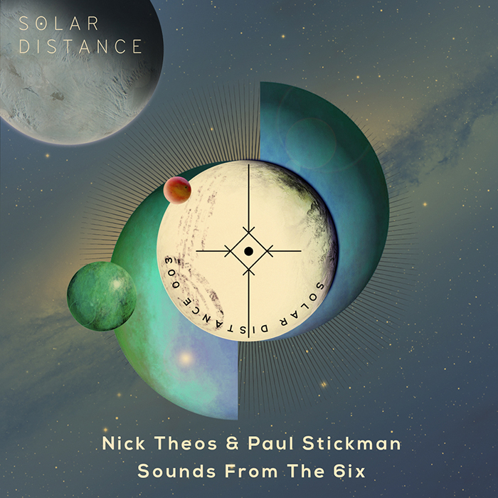 Nick Theos & Paul Stickman - Sounds From The 6ix cover