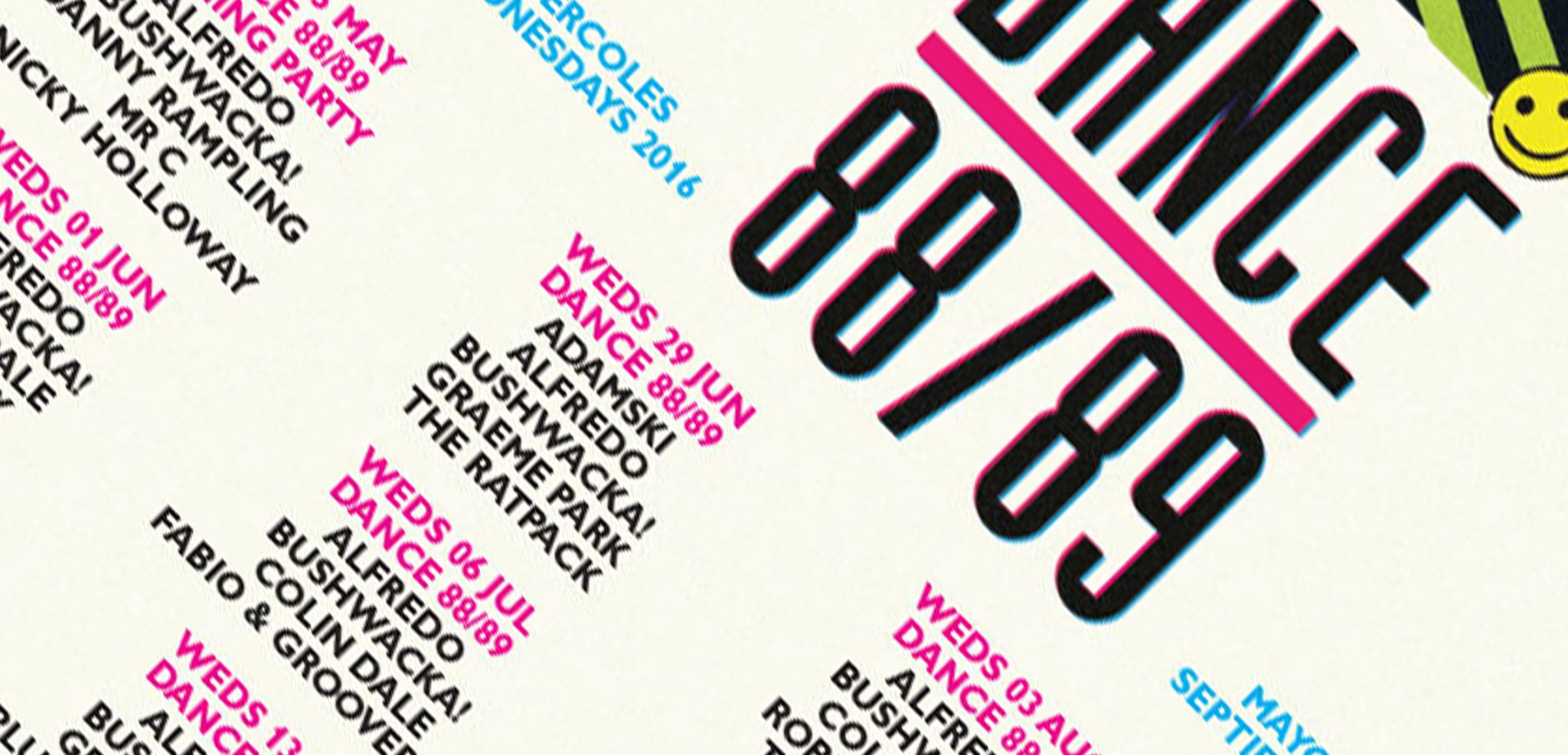 DANCE 88/89 Launches Sankeys Ibiza