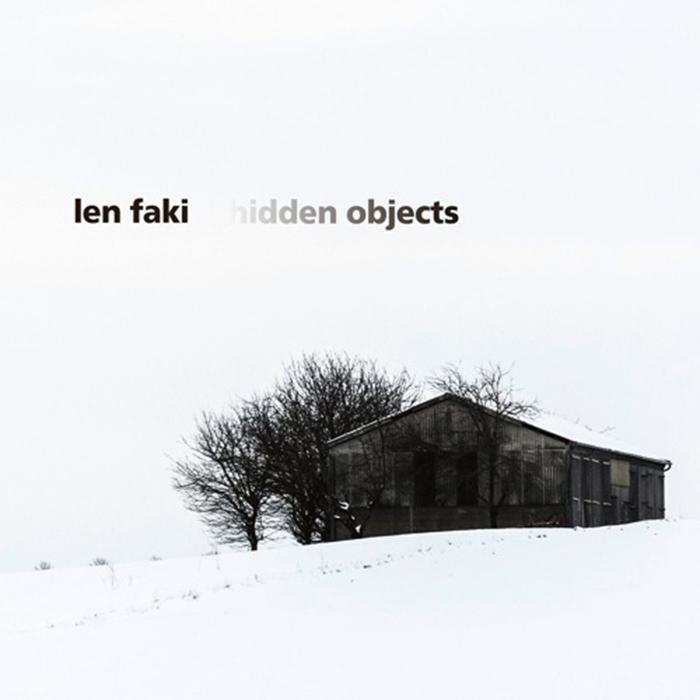 Len Faki - Hidden Objects EP cover