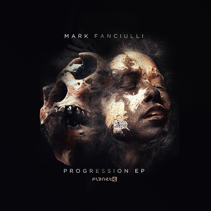 Mark Fanciulli - Progression EP cover