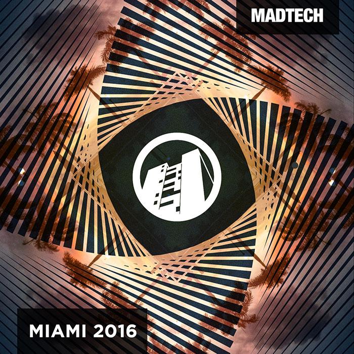 MadTech - Miami Sampler 2016 cover