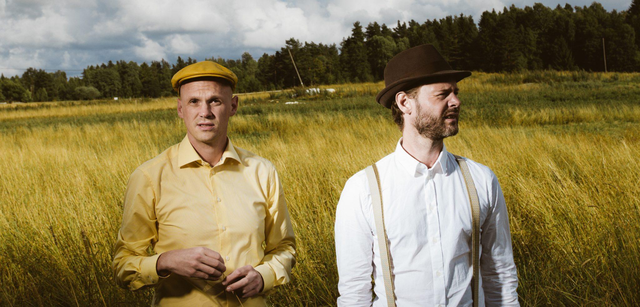Ost & Kjex - Freedom Wig Remixed EP hero