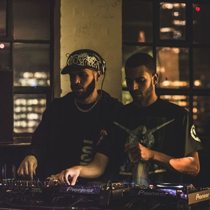i-DJ: The Martinez Brothers cover