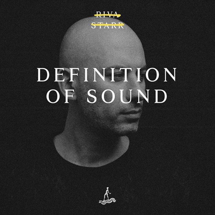Riva Starr - Definiton of Sound cover