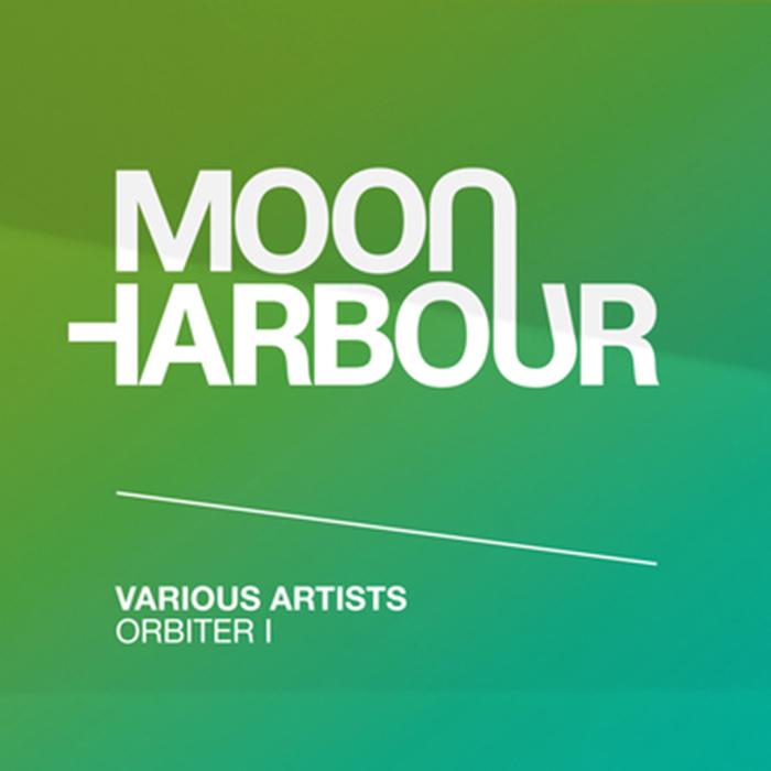 Various Artists - Orbiter I cover