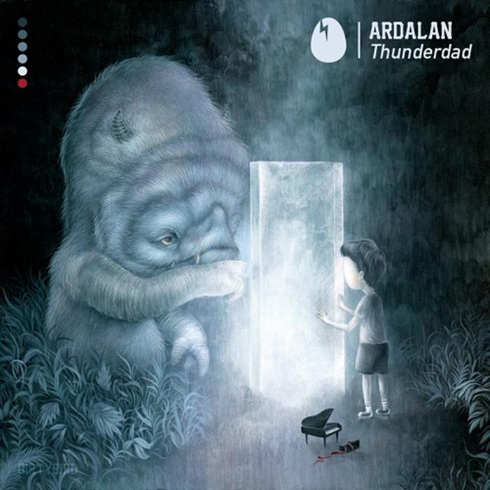 Ardalan - Thunderdad EP cover