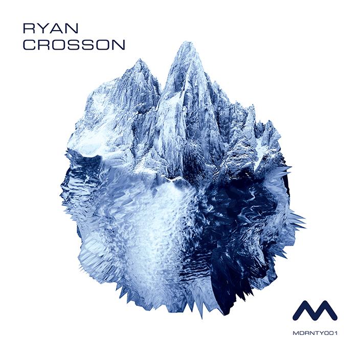 Ryan Crosson - MDRNTY001 cover