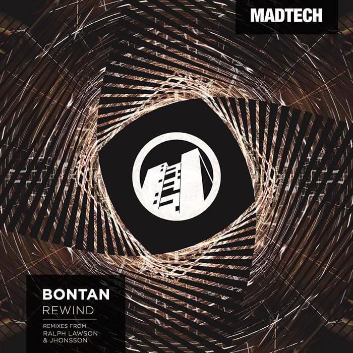 Bontan - Rewind EP cover