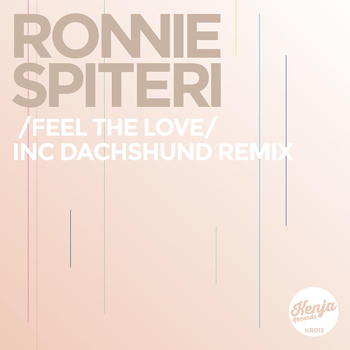Ronnie Spiteri - Feel The Love EP cover