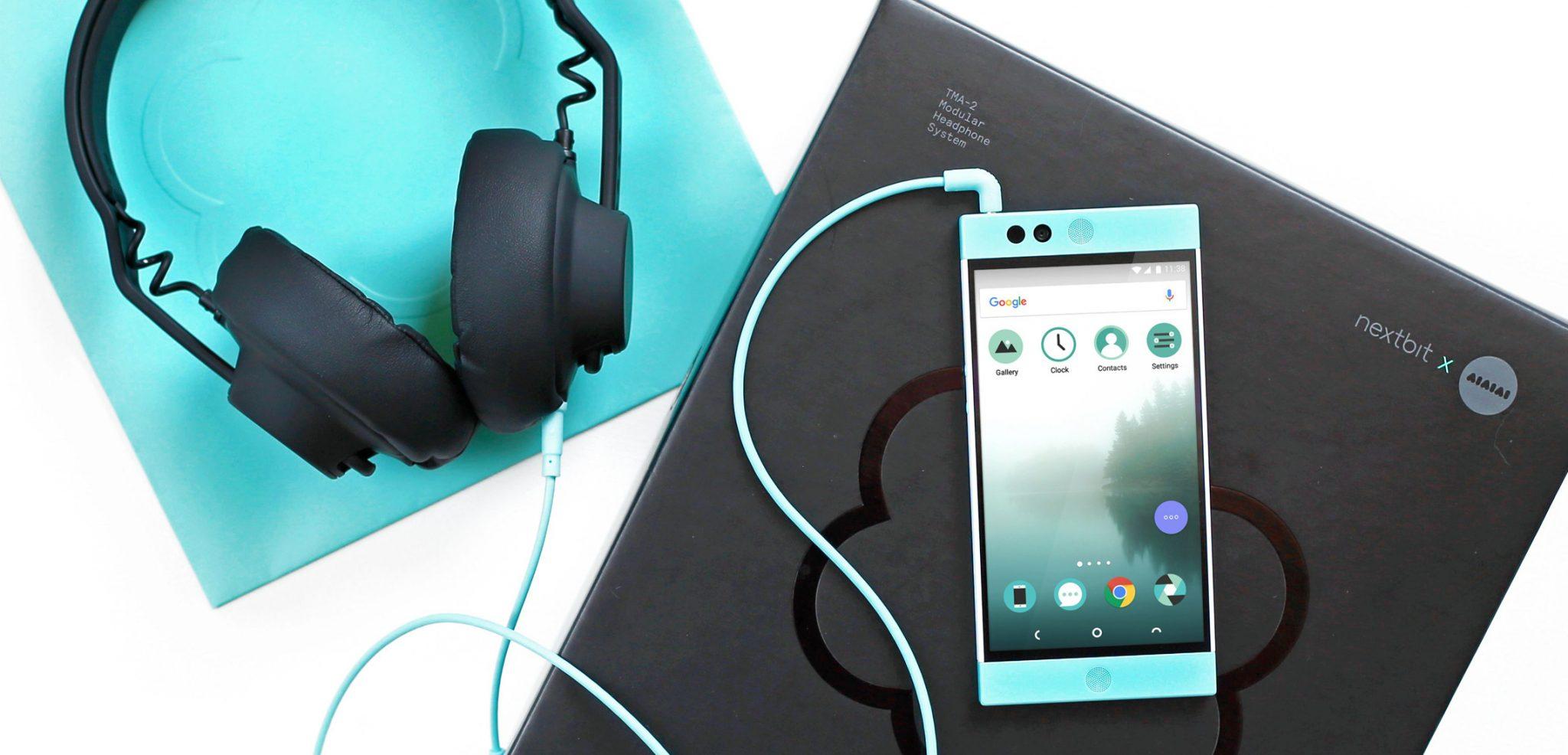 AiAiAi collaborates with Nextbit to create custom TMA-2 headphones