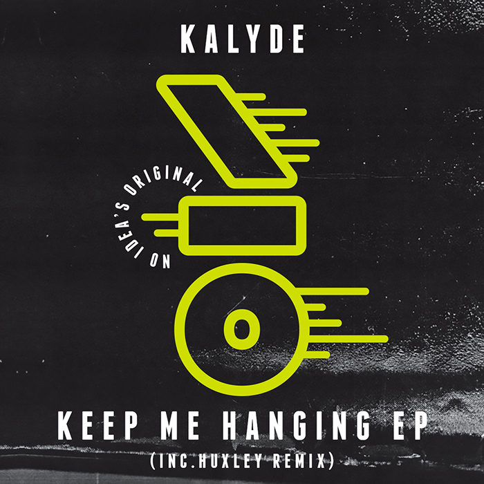 Kalyde - Keep Me Hanging EP cover
