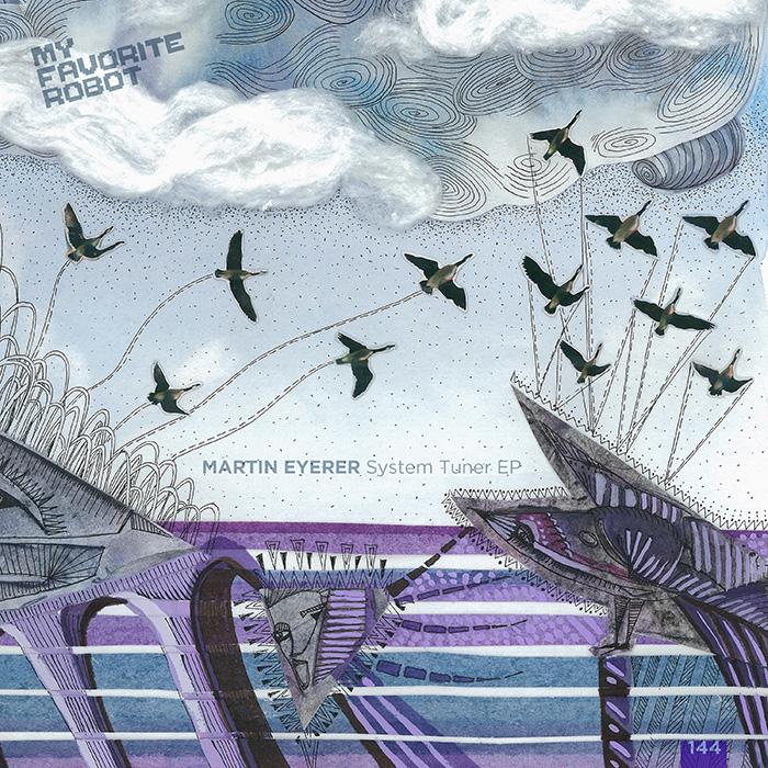 Martin Eyerer - System Tuner cover