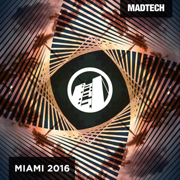 MadTech Ibiza 2016 cover