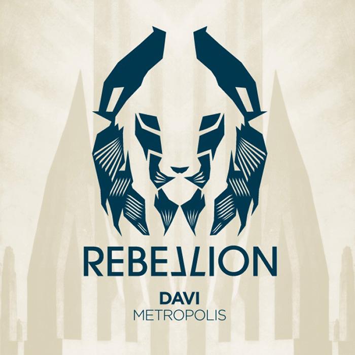 DAVI - Metropolis EP cover