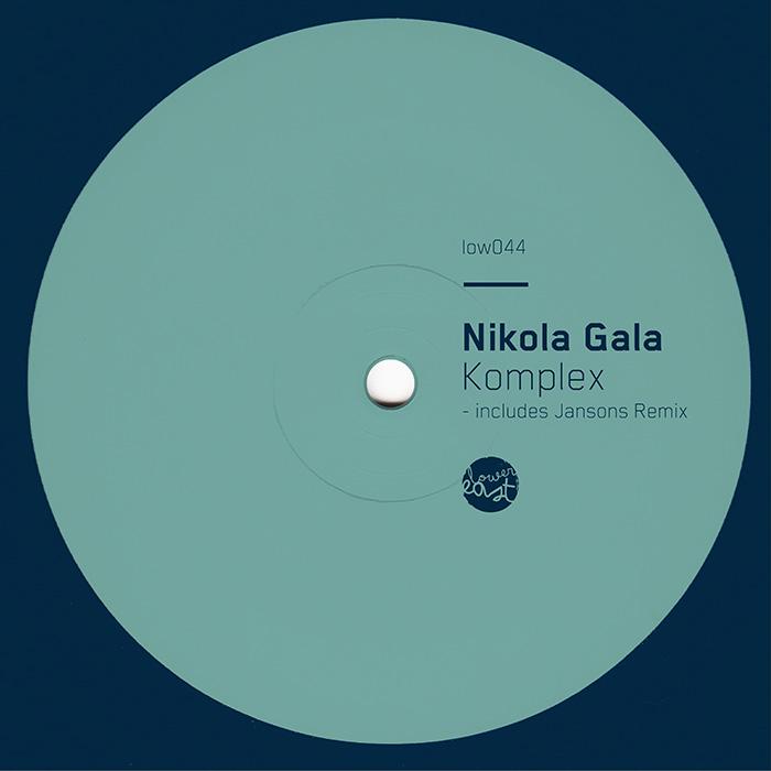 Nikola Gala - Komplex (Incl. Jansons Remix) cover