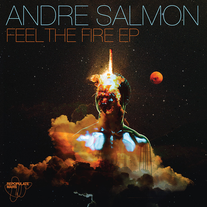 Andre Salmon - Feel The Fire cover