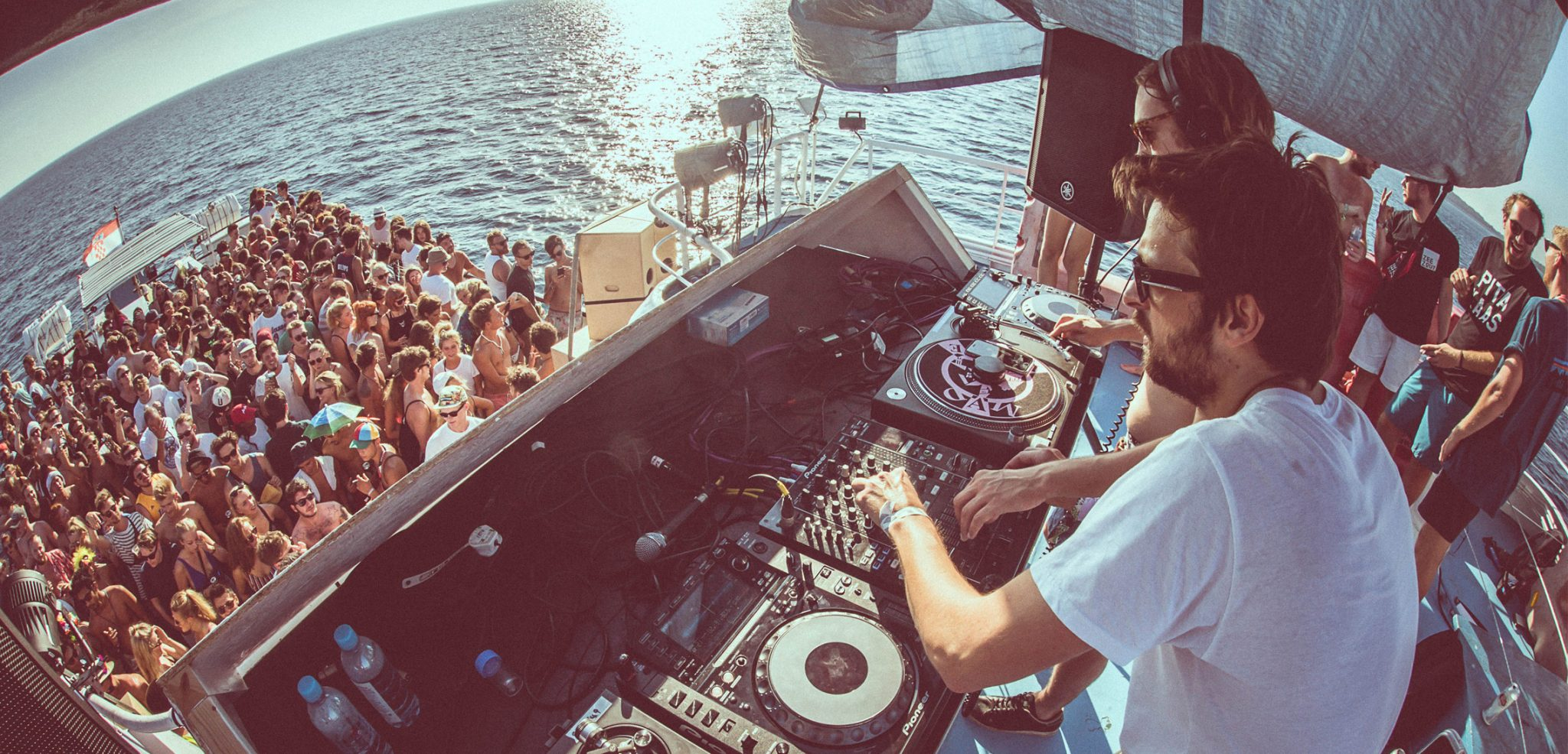 Five years of Dimensions boat parties announced