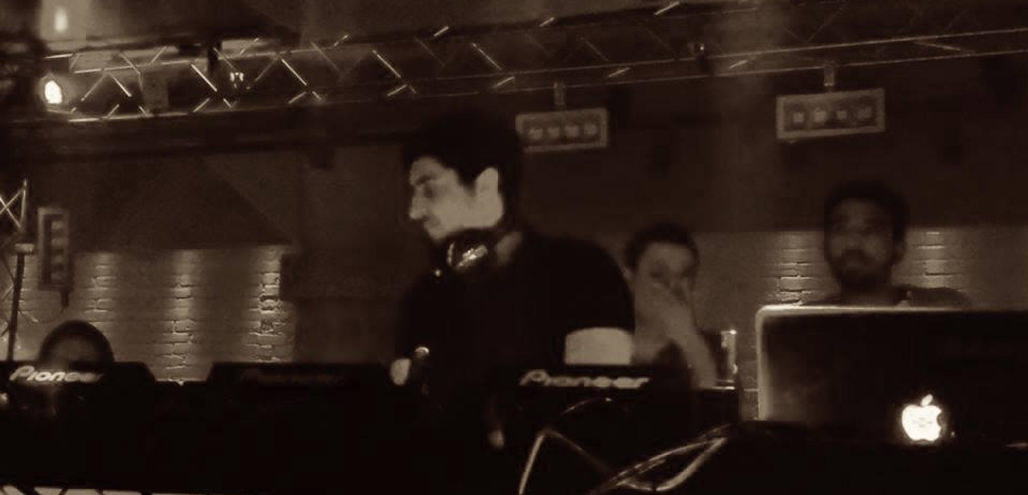 Joe Mesmar - Fade EP (Incl. Chemical Play Remix) hero
