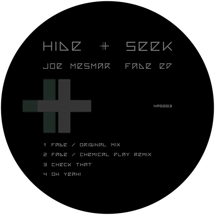 Joe Mesmar - Fade EP (Incl. Chemical Play Remix) cover