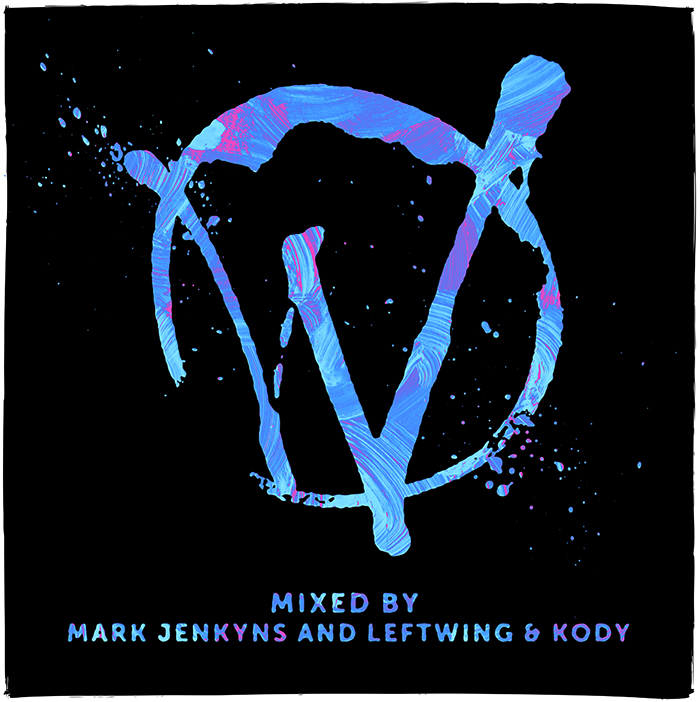 Warriors Season 5 Mixed by Mark Jenkyns and Leftwing & Kody cover