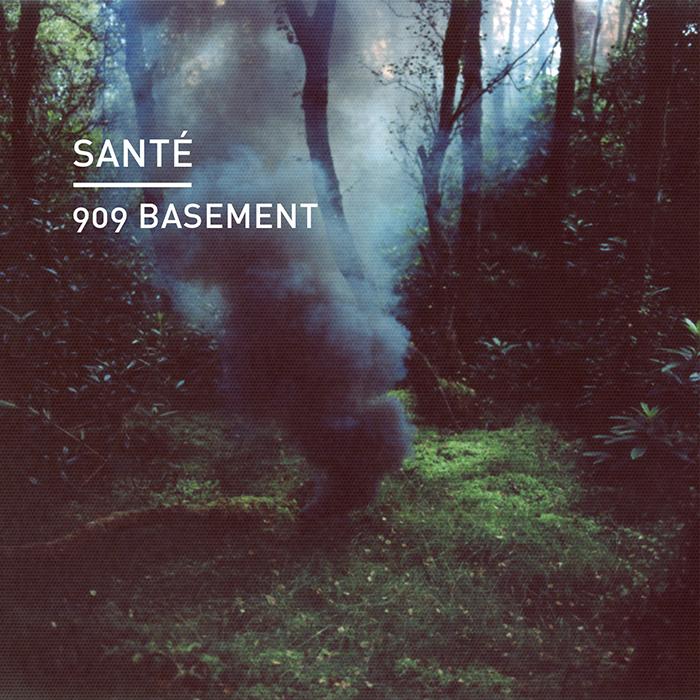 Santè - 909 Basement EP cover