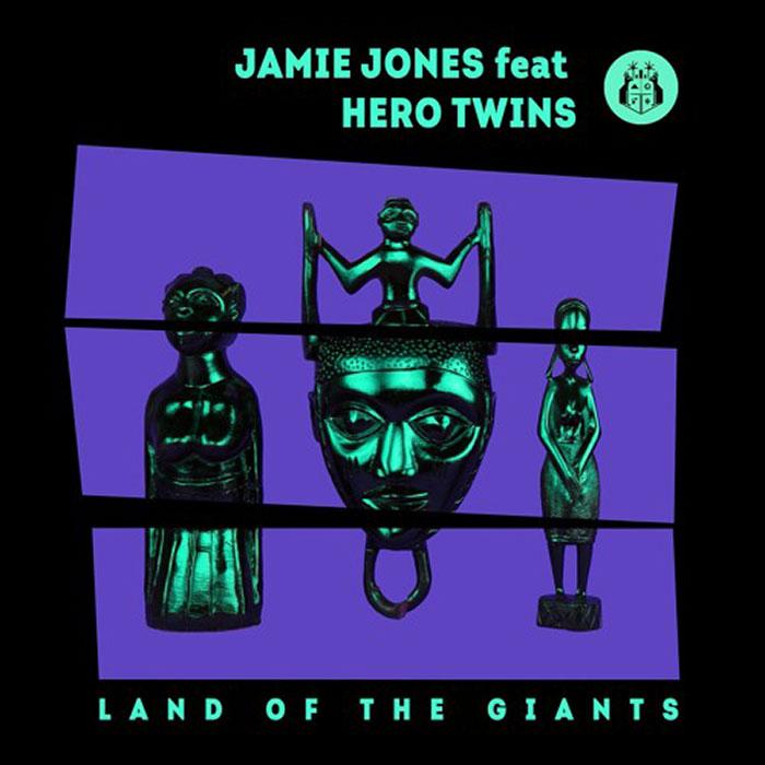 Jamie Jones - Land of The Giants EP cover