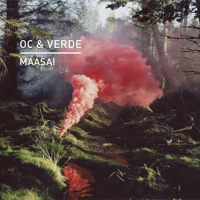 OC & Verde - Maasai EP cover