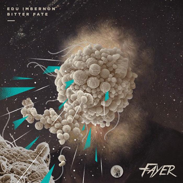 Edu Imbernon - Bitter Fate cover