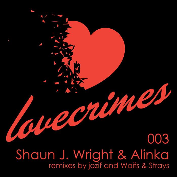 Shaun J. Wright & Alinka - Greed EP (Incl. jozif + Waifs & Strays Remixes) cover