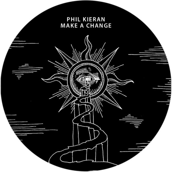 Phil Kieran - Make A Change cover