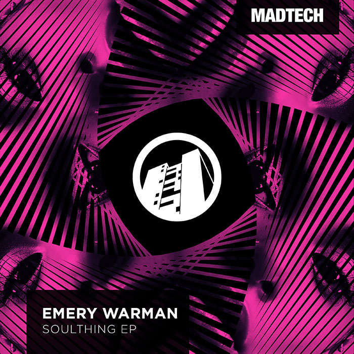 Emery Warman - Soulthing EP cover