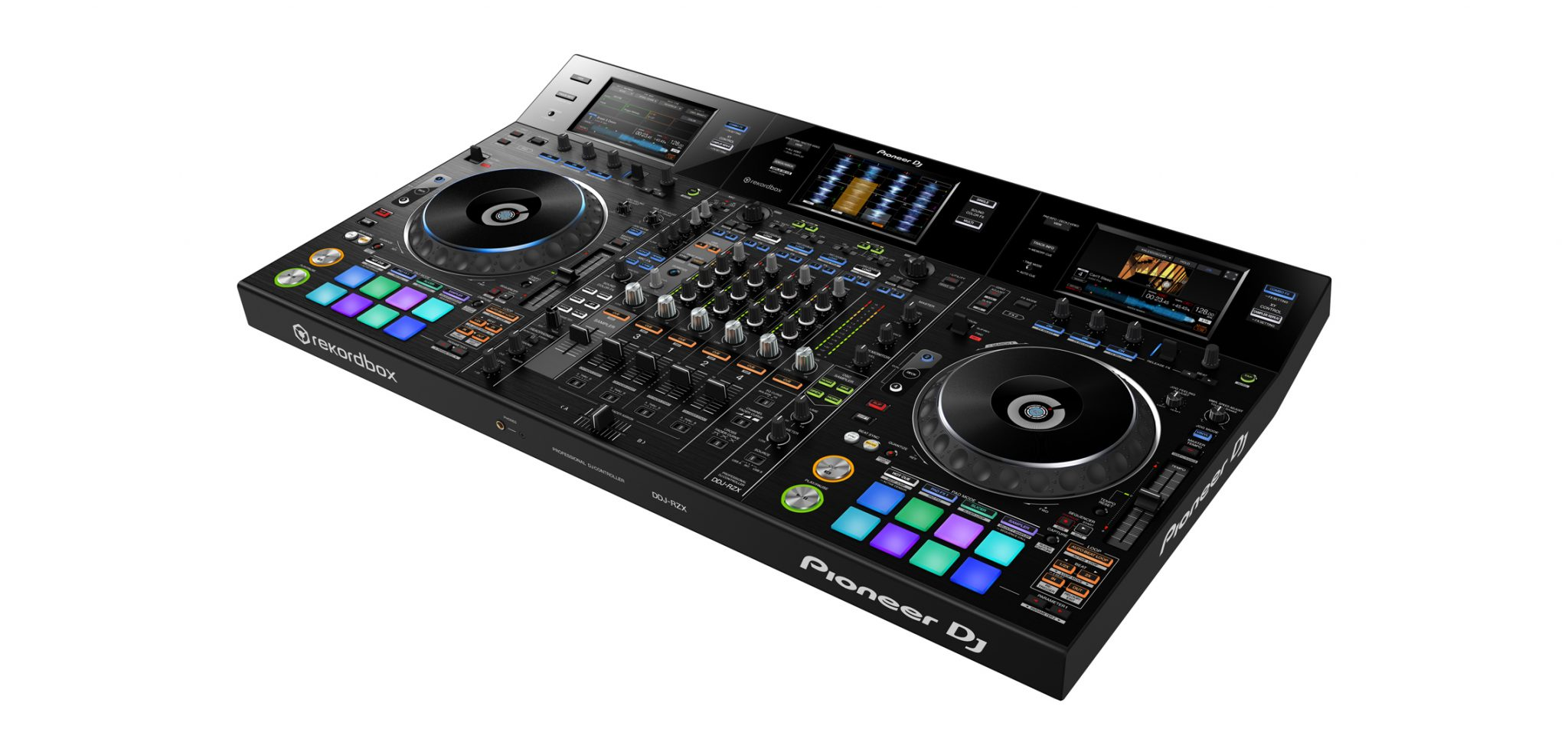 Pioneer latest all in one controller DDJ-RZX