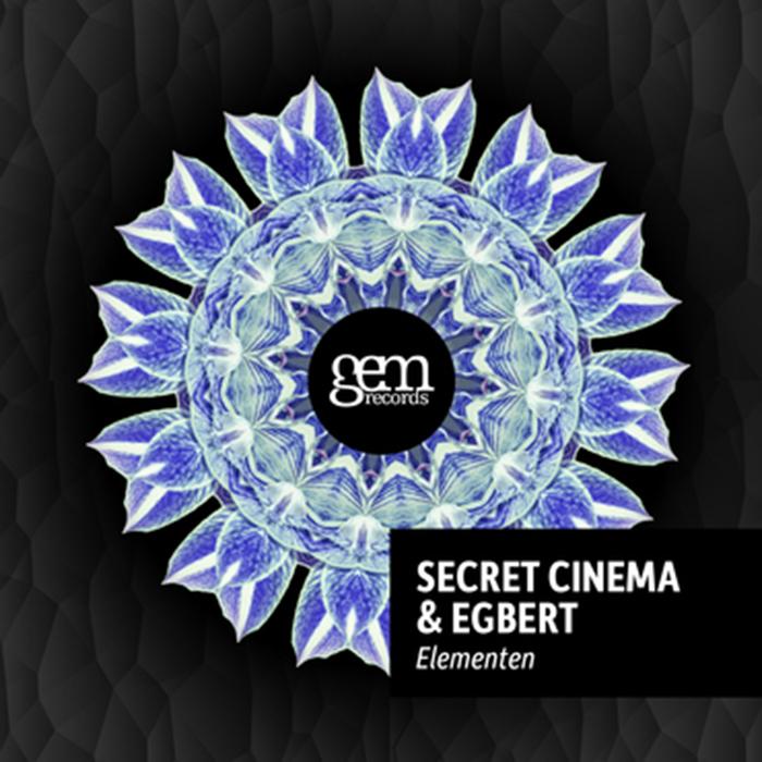 Secret Cinema & Egbert - Elementen cover