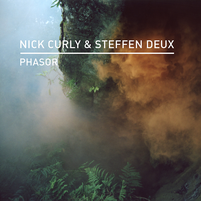 Nick Curly & Steffen Deux - Phasor EP cover