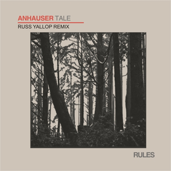Anhauser - Tale EP cover