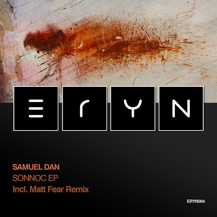 Samuel Dan - SONNOC EP cover