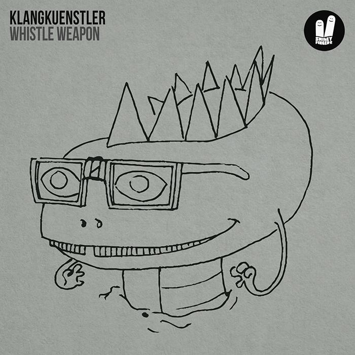 Klangkuenstler - Whistle Weapon cover