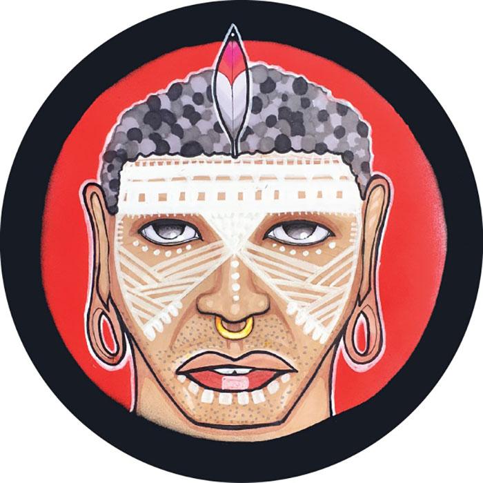 Solardo - Tribesmen cover