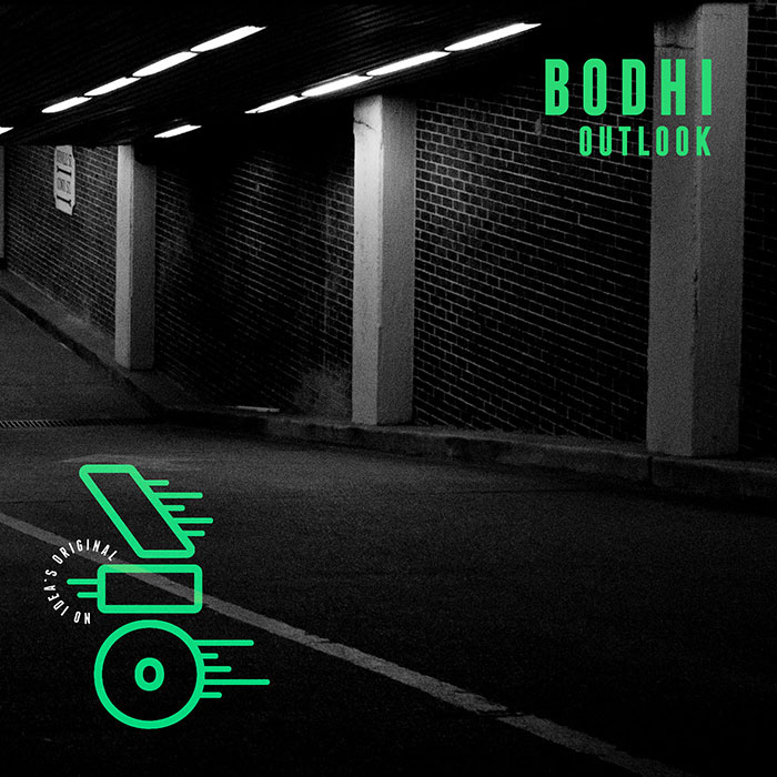 Bodhi - Outlook EP cover